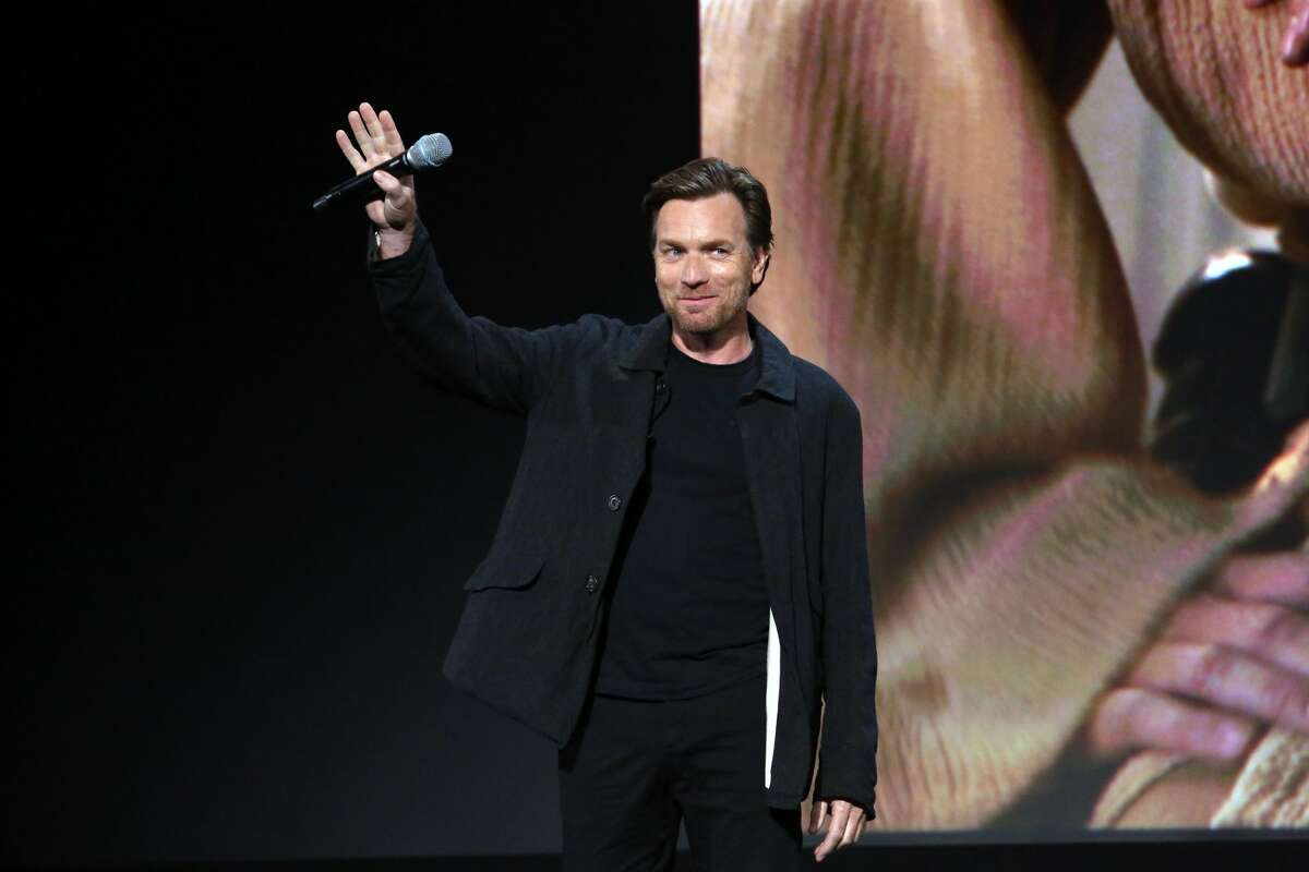 Ewan McGregor cited concerns over the recent spike in COVID-19 cases, according to Celebrity Fan Fest.