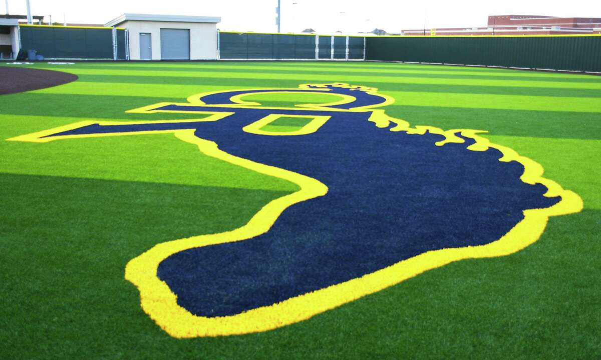 Cypress Ranch is one of four high schools to receive new synthetic turf baseball and softball fields.