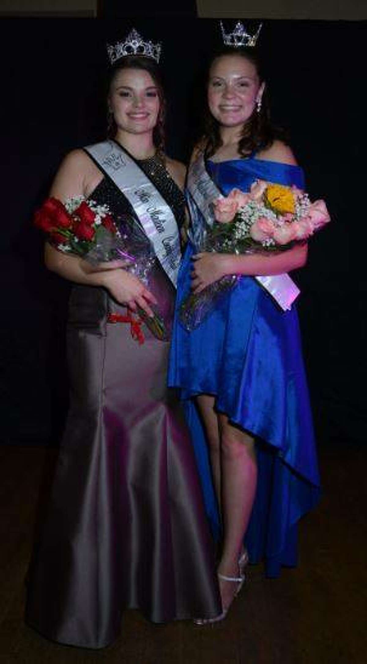 The 2019 Madison County Fair royalty includes Queen Elizabeth Moon of Alton and Junior Miss Courtney Picklesimer of Moro. The 2021 Madison County Fair Queen Pageant is 1:30 p.m. Saturday, July 31 at the Madison County Fair in Highland.
