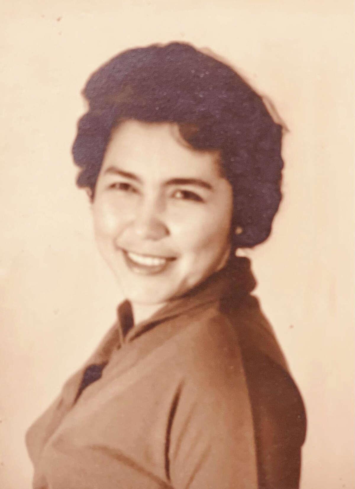 Ruby Laura Gunnoe Rodriguez