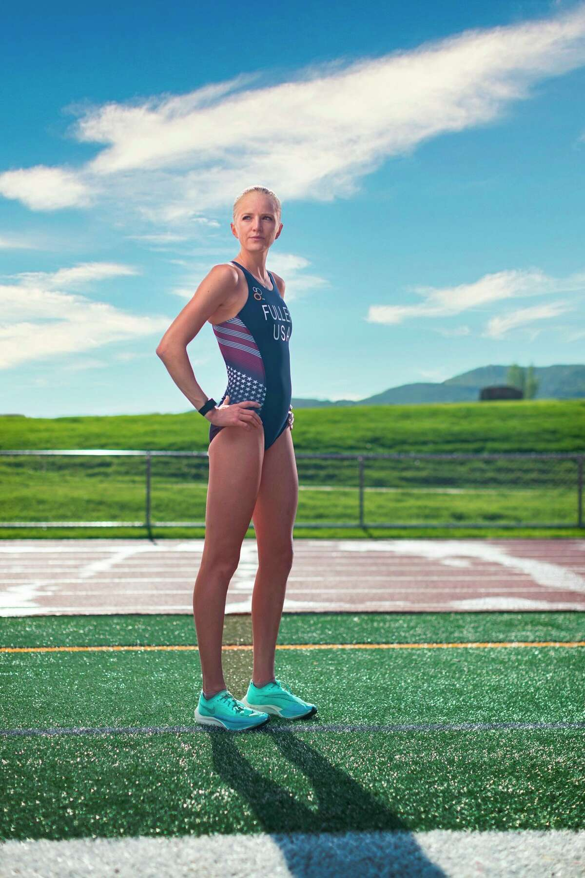 Annie Fuller has dreams of representing the United States in the 2024 Olympics. (Courtesy photo/Dale Travers)