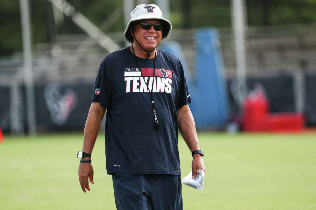 New Texans coach David Culley will not have his team practice in pads until Tuesday. It's not known if Deshaun Watson will be among the participants/