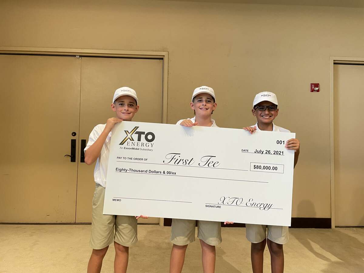 XTO Energy Inc. held a charity golf tournament this week, benefiting First Tee West Texas and Boy Scouts of America Buffalo Trail Council in memory of Jack Mohr.