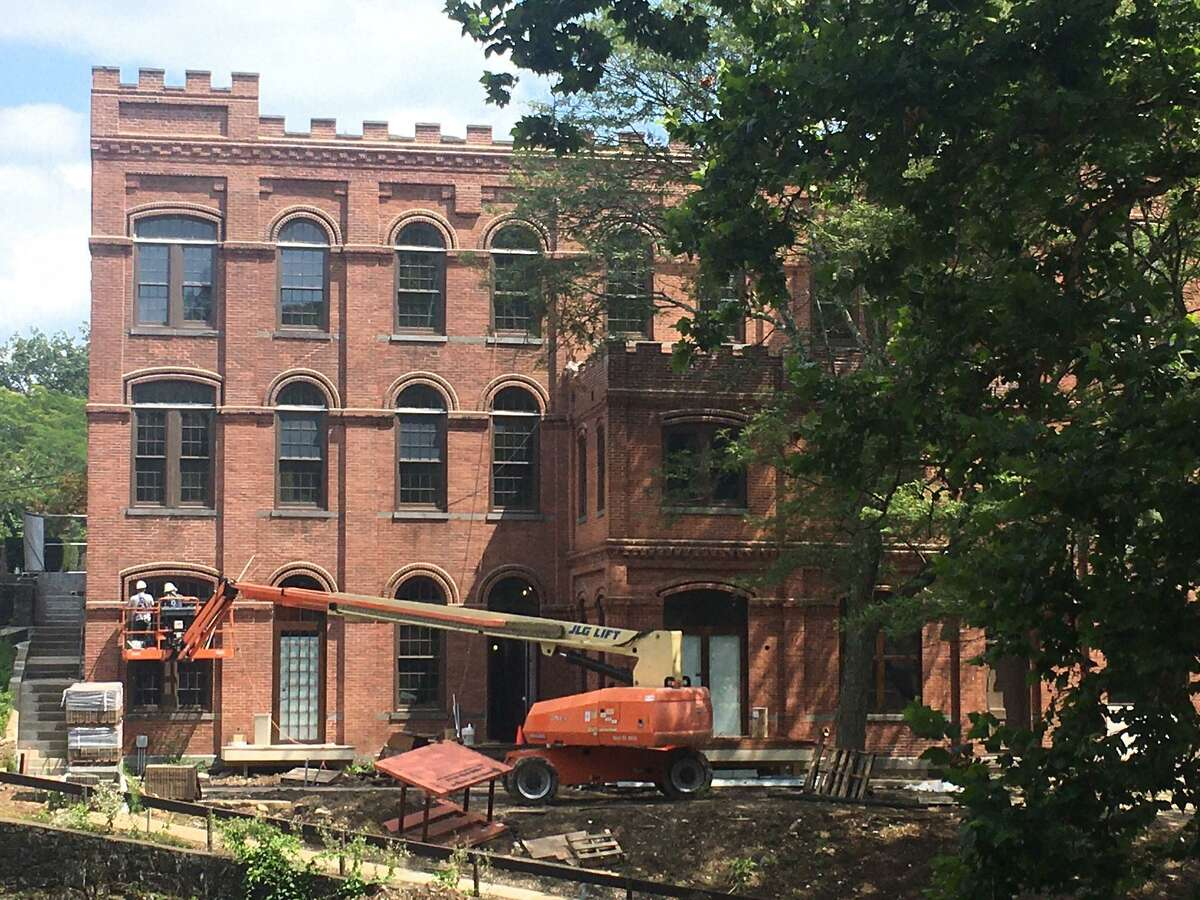 The Mill, as the complex on Glenville Street is now called, is wrapping up work on 26 units in a historic older building.