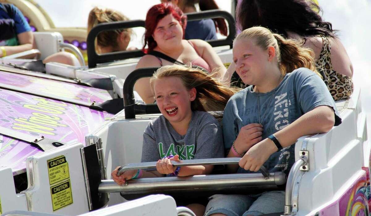 The Huron Community Fair makes its post-pandemic triumphant return Aug. 1-7, 2021. (Tribune File Photos)