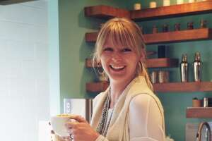 Marissa Bourcier of Lynwood frequented Grove Tea Room as a customer during its first year in business, before joining the staff in September of 2020. (Photo provided/Marissa Bourcier)
