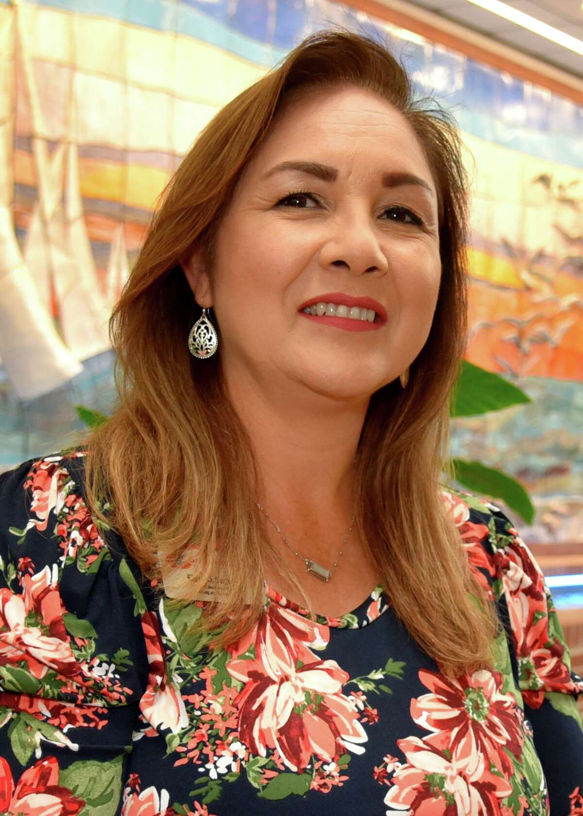 Elvia O. Segura has been named director of educational services at Galveston College.