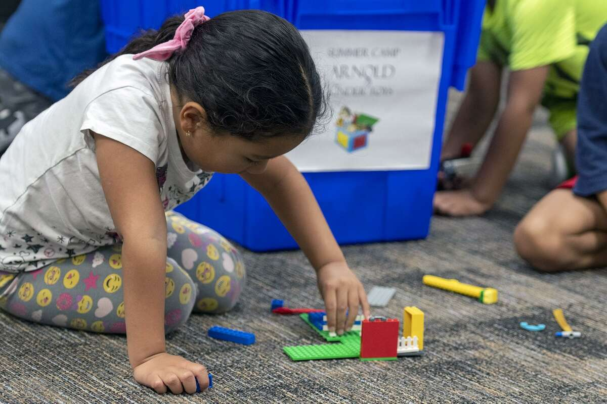Cy-Fair ISD students participate in summer programs and summer school.