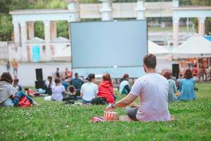 Watching movies under the Space Needle is just one activities you can dothis weekend in Seattle.