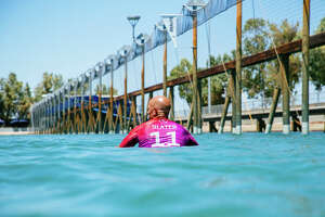 Superstar surfer Kelly Slater's Surf Ranch is the prototype for his wave pool company.
