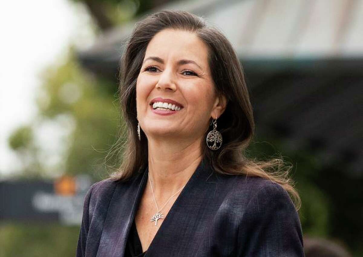 Oakland Mayor Libby Schaaf pledged Monday to rehouse 1,500 homeless residents and build 132 new units of permanent affordable housing in 16 months.