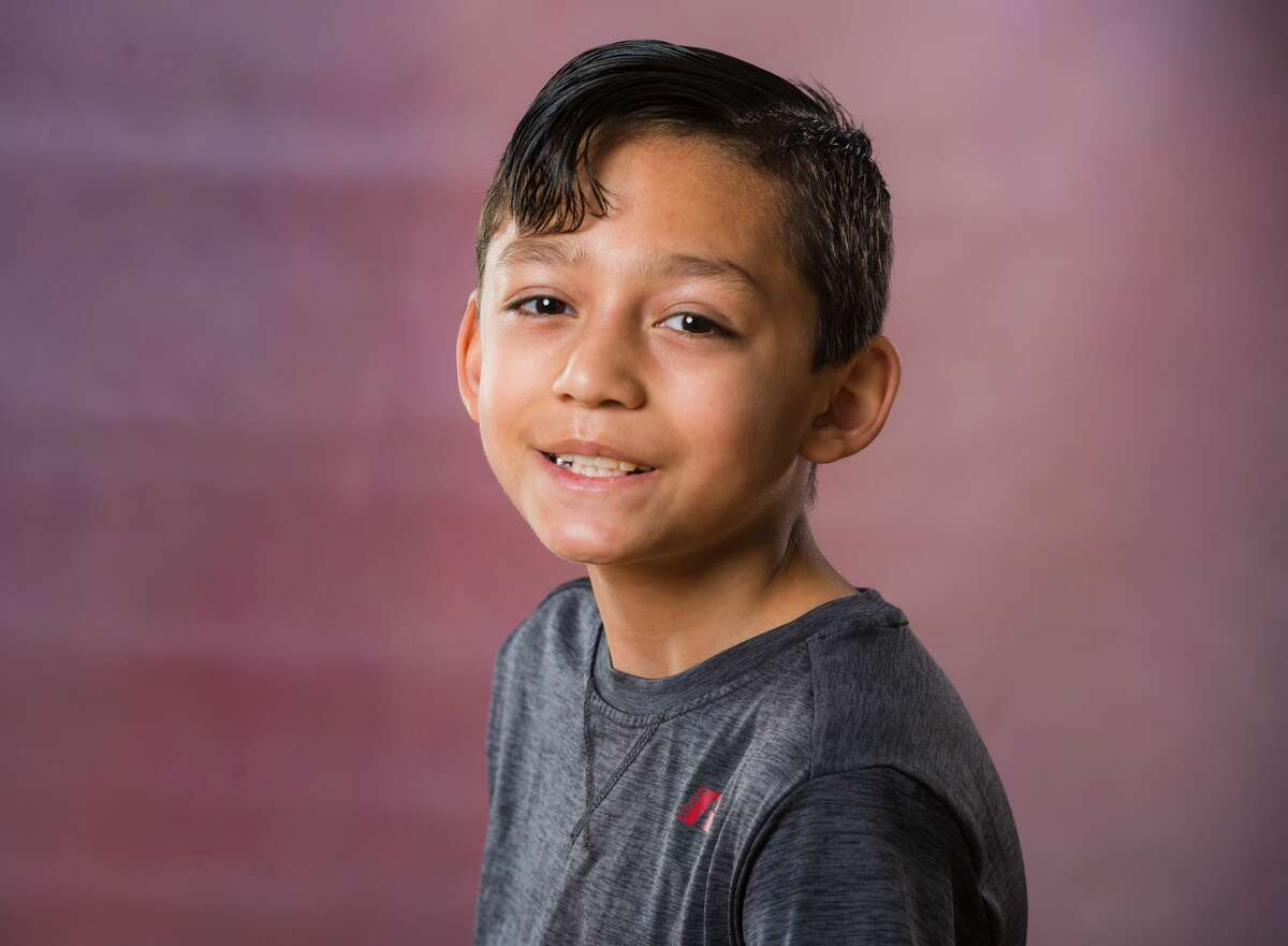 Zian, 12, is one of the kids listed on the Texas Adoption Resource Exchange (TARE) website.