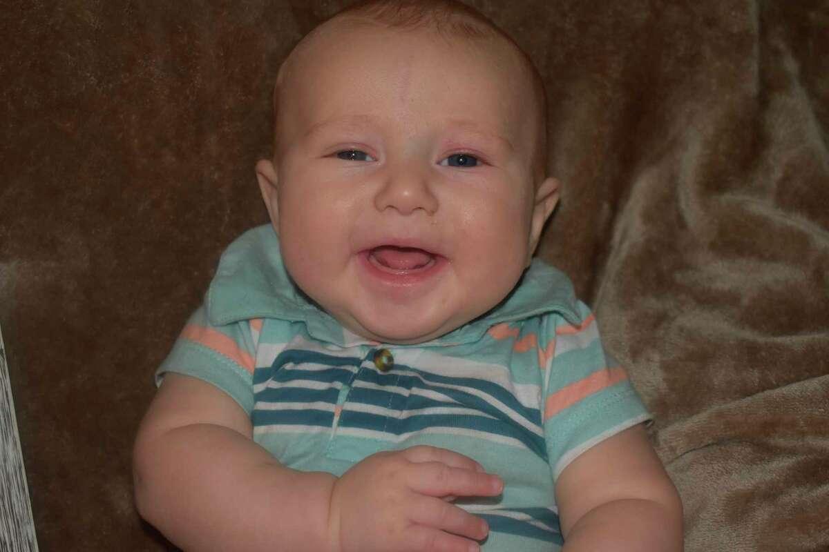 Henry Joseph Osantoski was born on Monday, Feb. 8, 2021 at McLaren Thumb Region in Bad Axe
