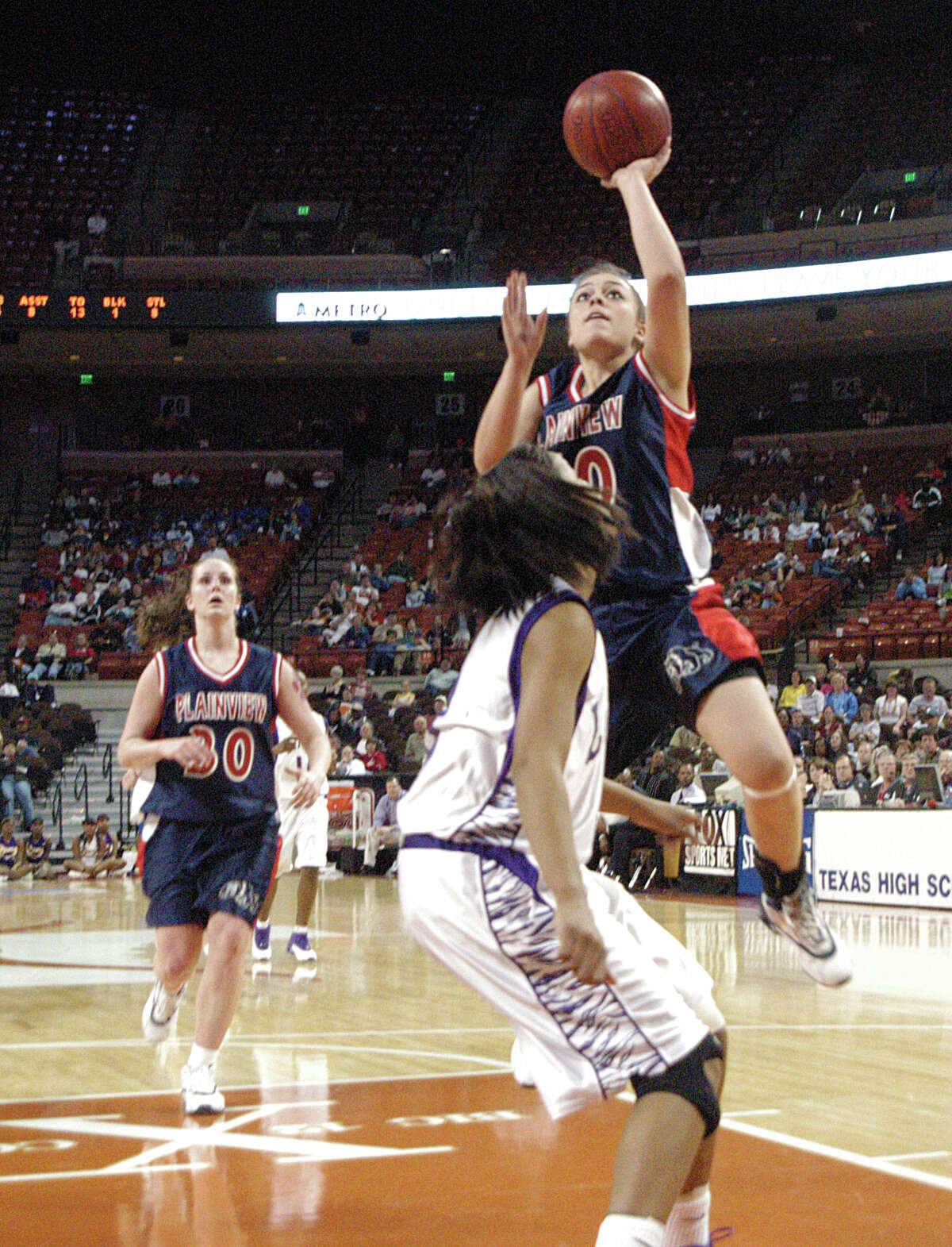 Addie Lees and the Lady Bulldogs couldn't match the success of previous teams, falling in the 2004 Class 4A state championship game against Dallas Lincoln.