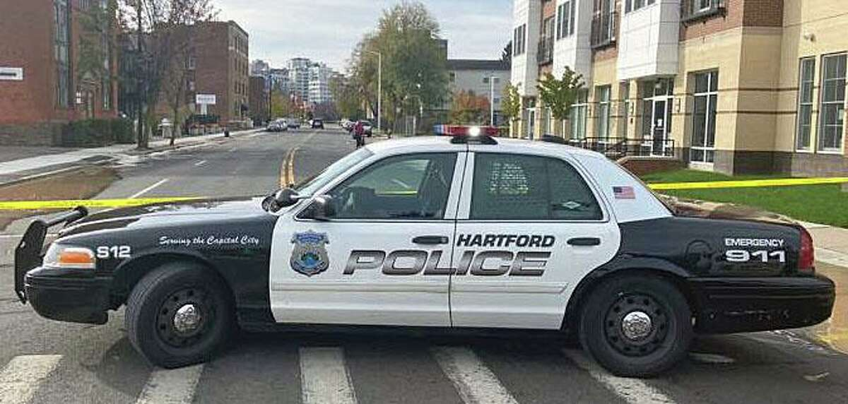 Police in Hartford, Conn., investigated three shootings on Thursday, July 30, 2021, two of which involved fatalities, officials said.