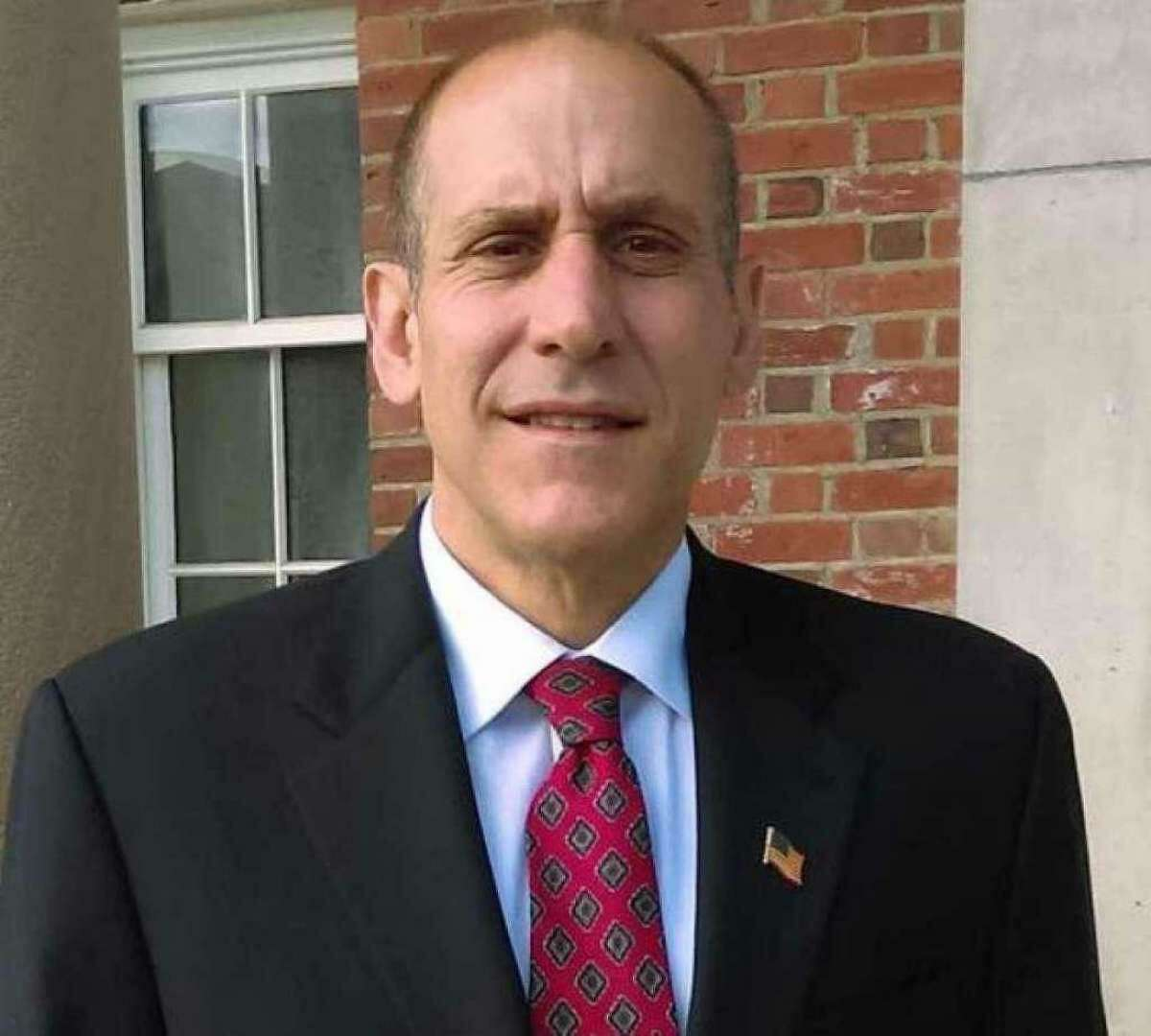 Jeff Capeci, a member of Newtown's Board of Selectmen, is running for a seat on the Legislative Council.