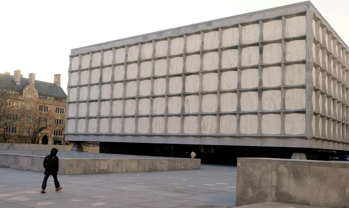 Yale University's Beinecke Rare Book Library