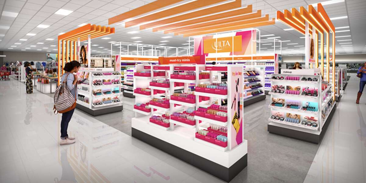 Ulta Beauty launches inside Target stores in August.