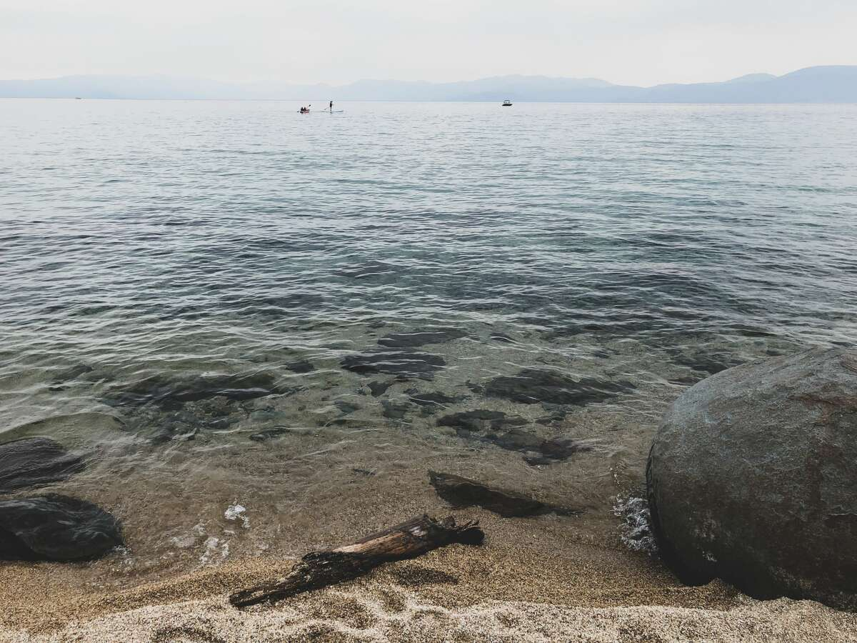 Smoky summer days are a telling indicator of climate change in Tahoe.