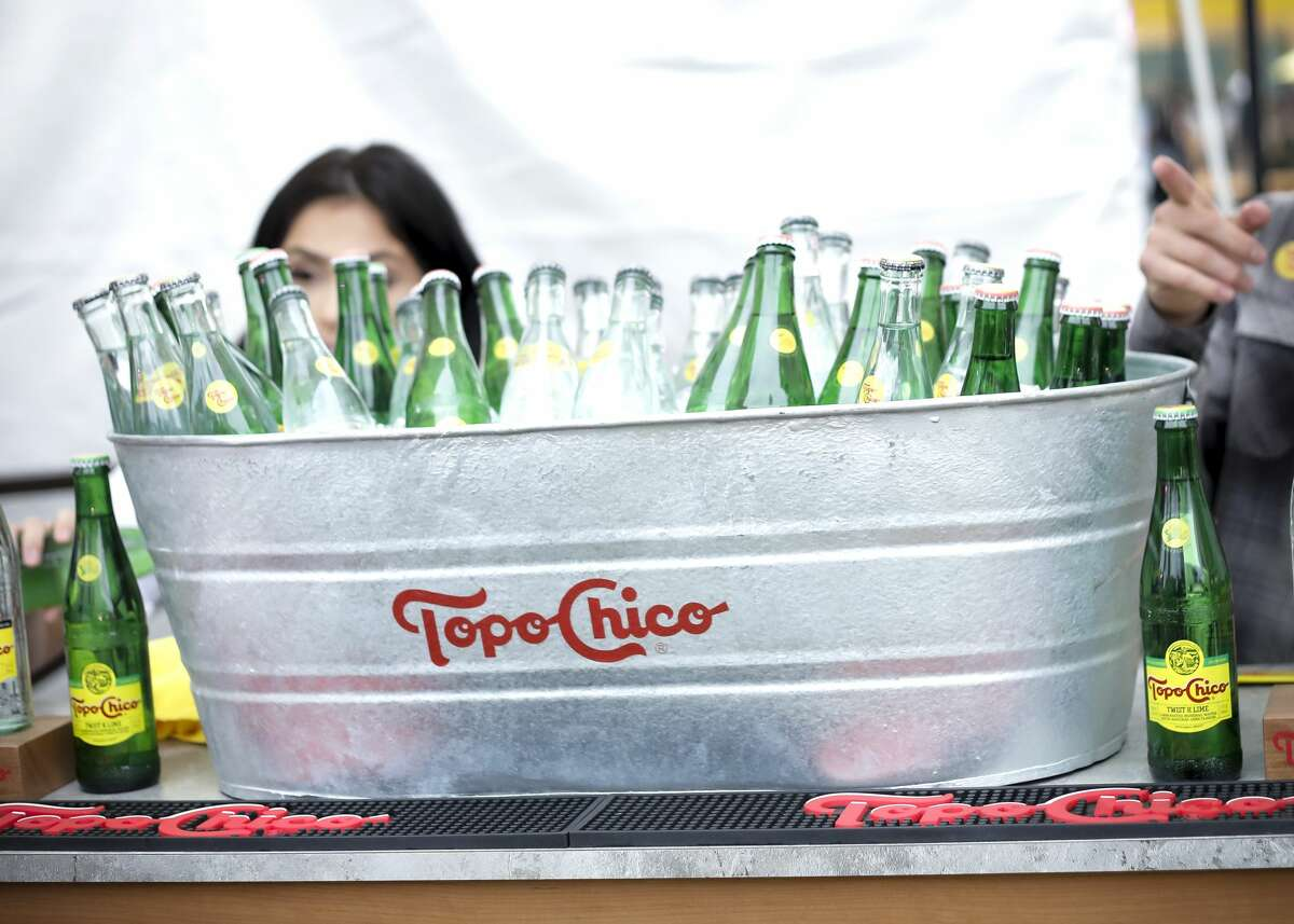 A number of coronavirus-related supply issues appear to be behind a new shortage of Topo Chico in Texas.