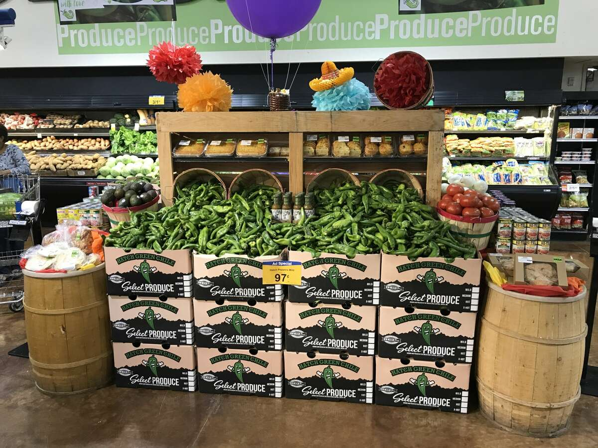 Seasonal Hatch Chiles are now available at United Family store locations.
