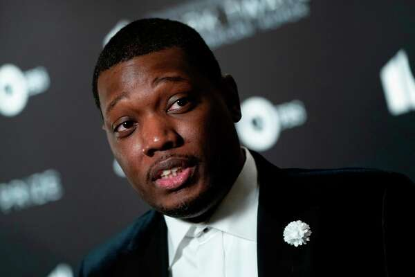 US comedian Michael Che arrives at the Kennedy Center for the Mark Twain Award for American Humor on October 27, 2019 in Washington, D.C.
