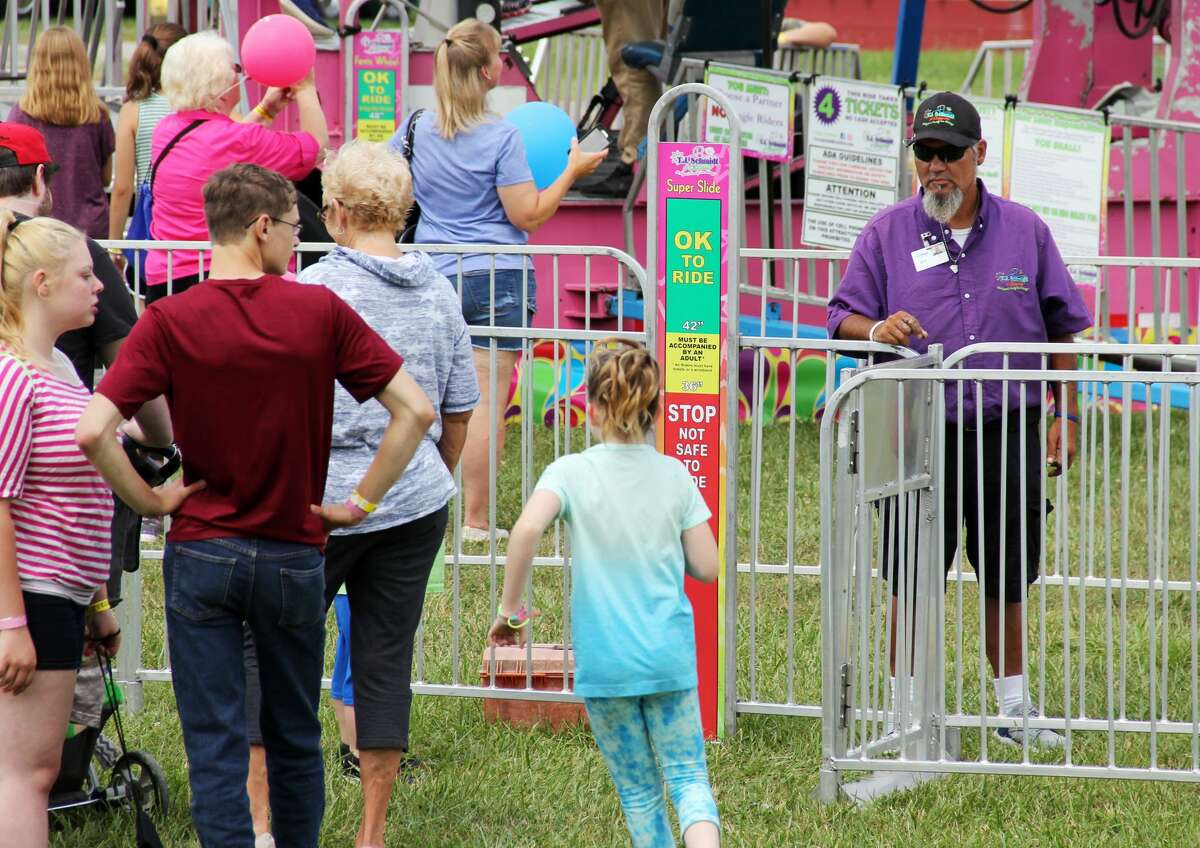 T.J. Schmidt & Company returns for another exciting year at the Huron Community Fair.
