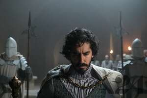 "Dev Patel stars in ""The Green Knight,"" released July 30, 2021."