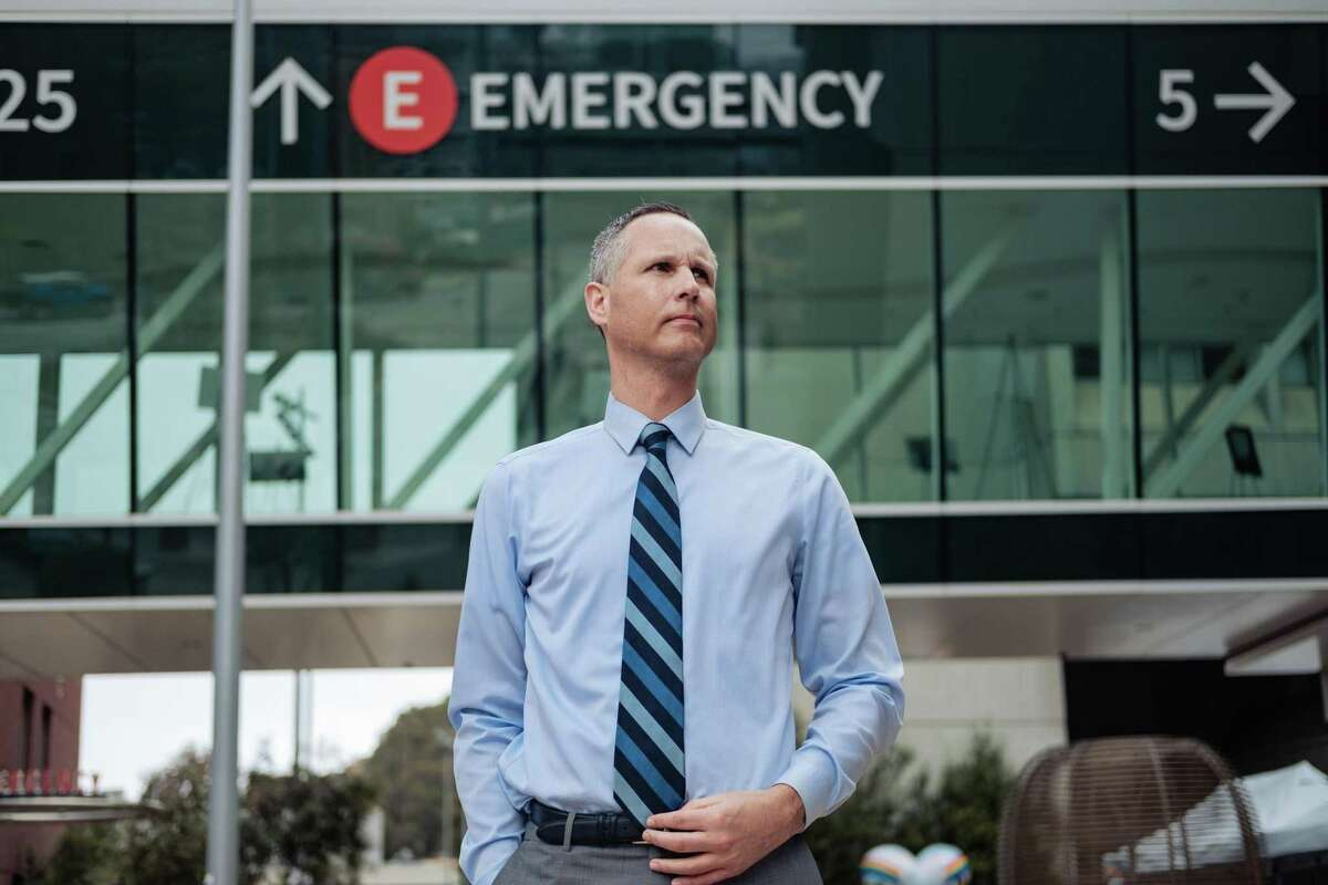 Dr. Luke Day, chief medical officer at San Francisco General Hospital, said 35 staff members - most of them fully vaccinated - are out sick after testing positive for the coronavirus.