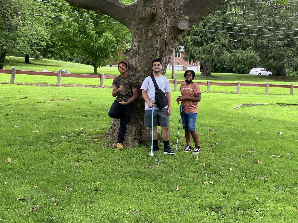 With support from the American Savings Foundation, The Litchfield Aid of CJR and the Frederick W. Marzahl Memorial Fund, the Connecticut Junior Republic is providing a six-week Work-Based Learning Summer Program for 40 at-risk boys and girls from Waterbury.