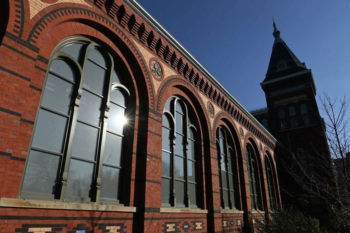 The Smithsonian's Arts and Industries Building is one of several sites identified by Congress to be considered for the National Museum of the American Latino.