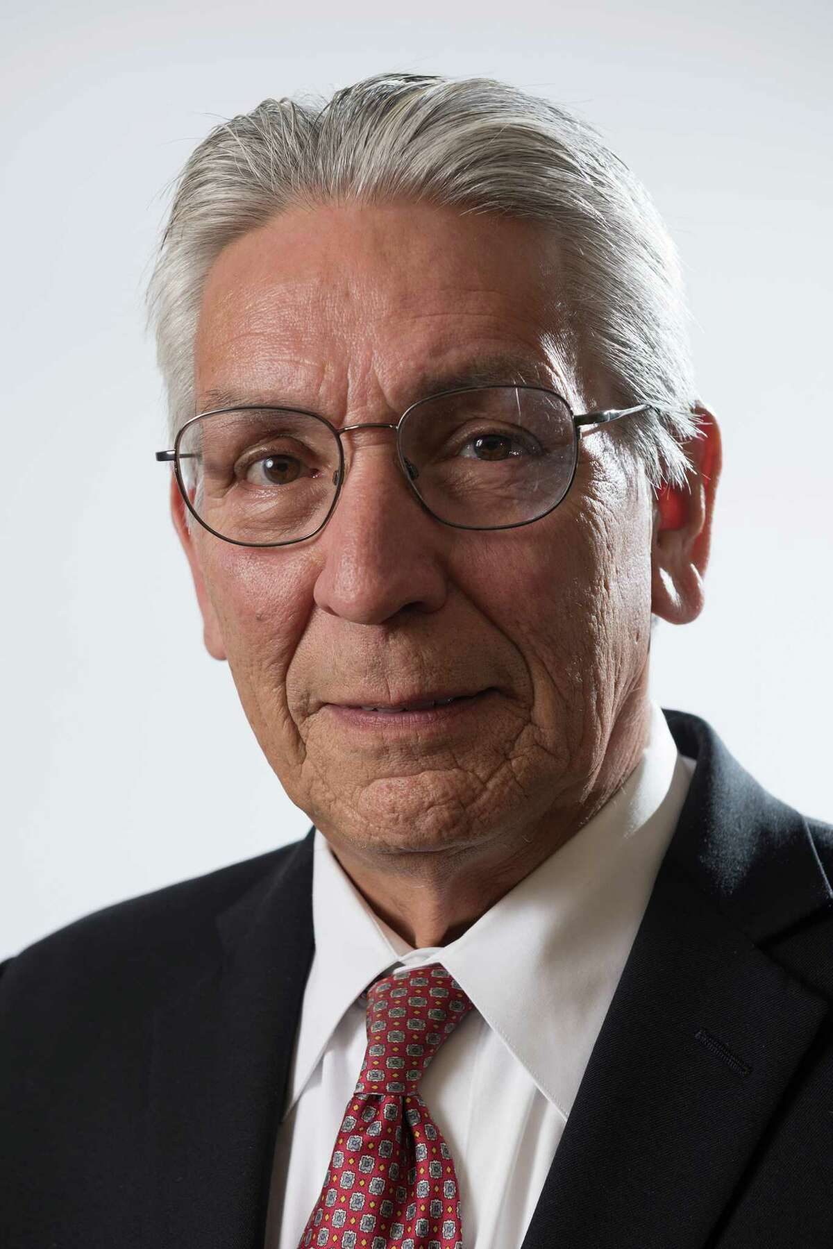 Kevin Gover, pictured in 2016, is the Smithsonian's undersecretary for museums and culture.