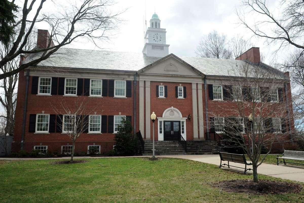 Trumbull town hall