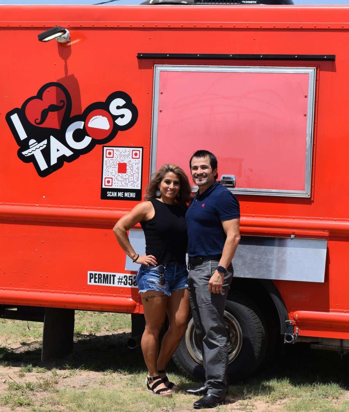 Sonya Balderas, owner of El Mercadito Street Tacos, recently opened a food truck.
