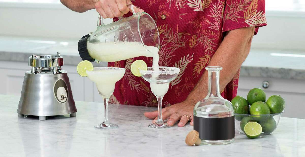 The gasket in blenders can be one of the germiest things in your kitchen and needs regular cleaning - and the tequila from your margs is not enough.