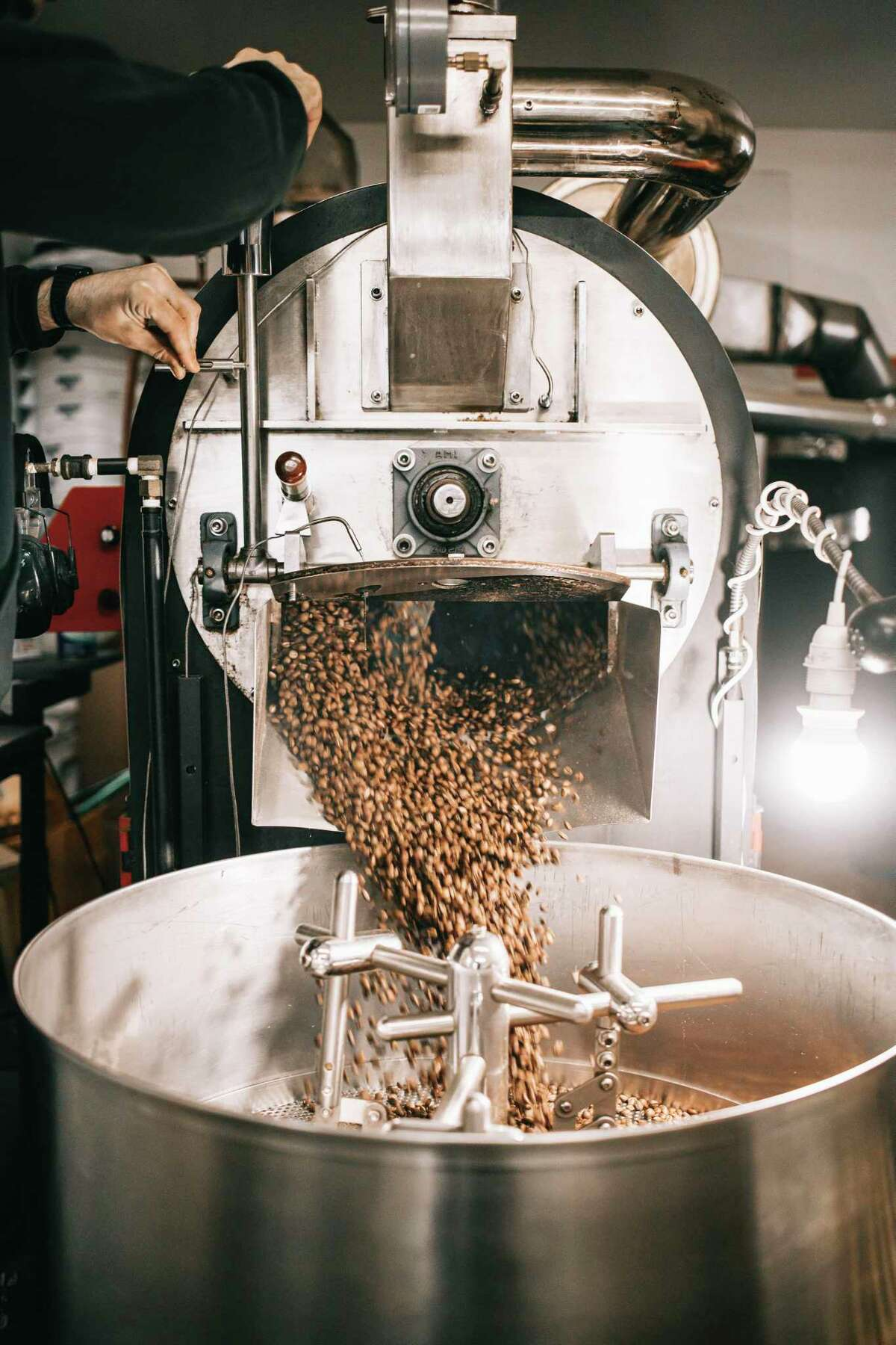 With his family rooted in the tradition of providing coffee to customers for decades, Tony Ponte III now owns and operates Graziella Coffee Co.