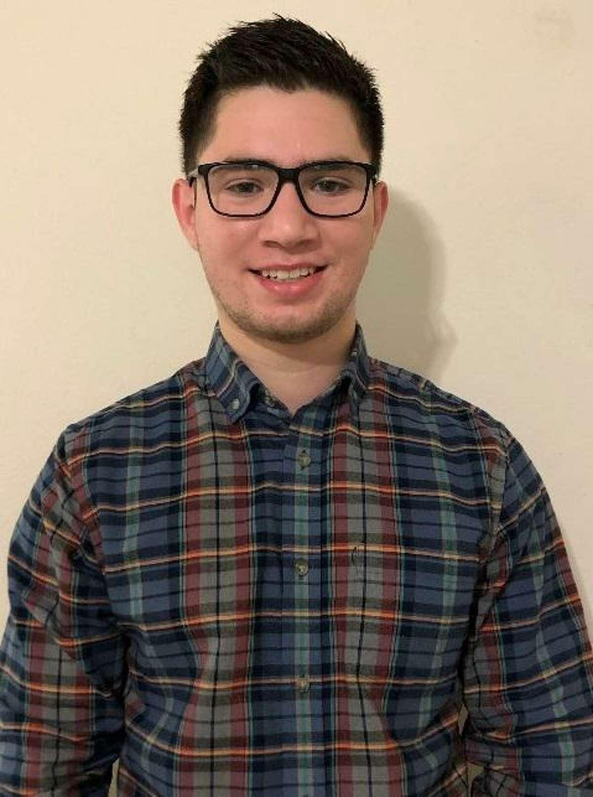 Antonio Gonzalez is a new fourth grade math teacher at Tamarron Elementary in Katy.