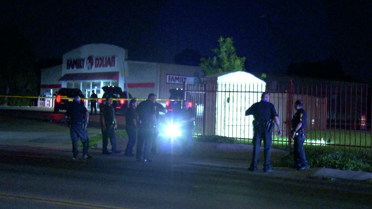 The San Antonio Police Department released body-cam footage and 911 audio from a June 3 officer-involved shooting at a West Side Family Dollar store.