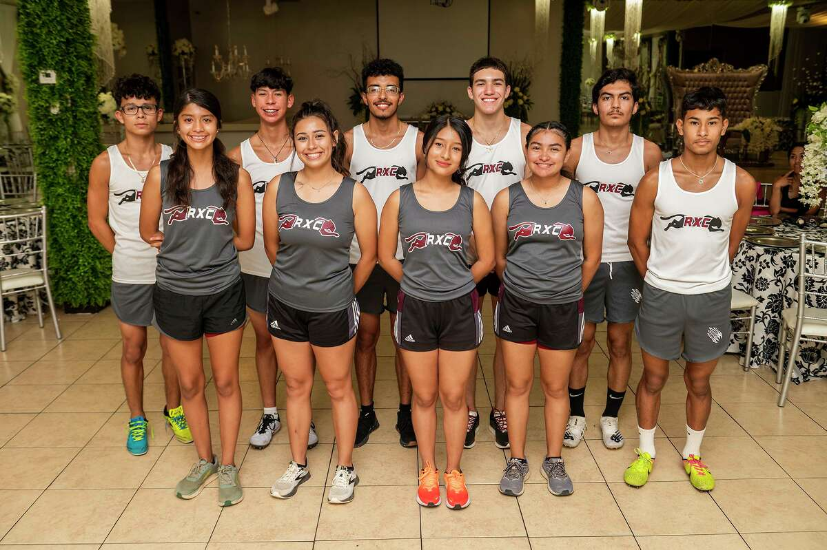 Laredo state qualifiers for the summer track circuit are pictured on Wednesday, July 28, 2021 at the Salon Chapa.