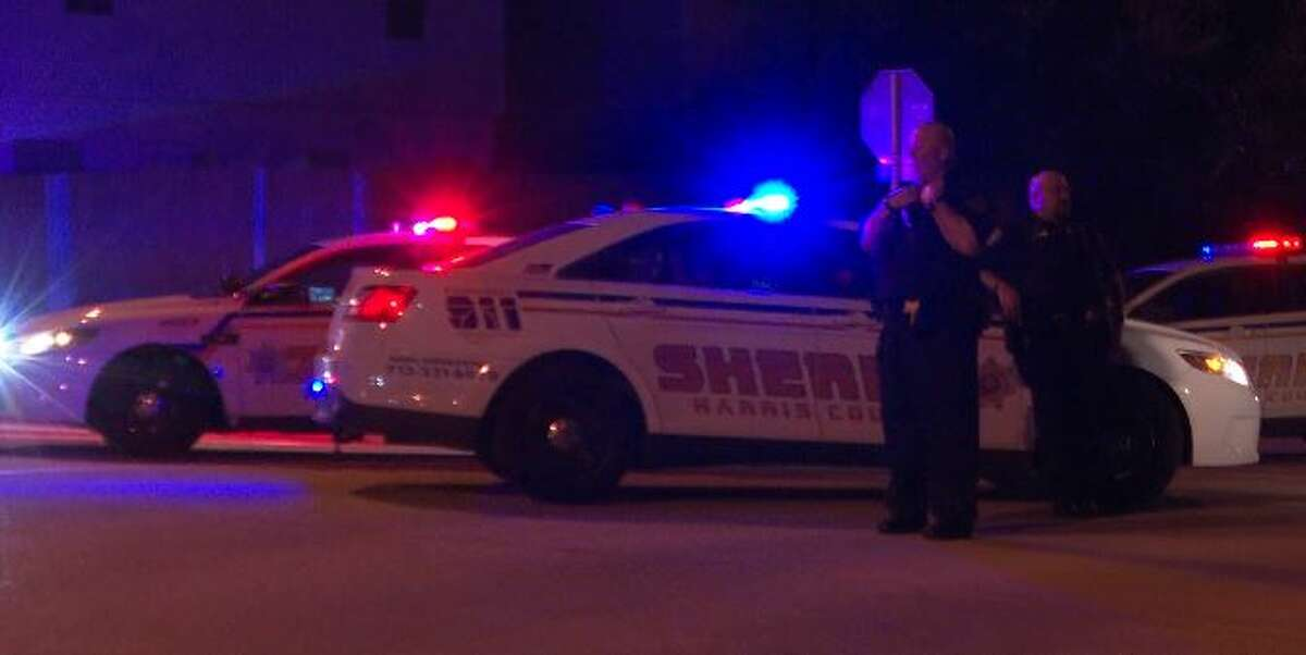 A woman was killed and her two children were shot Friday night in a suspected domestic violence hostage situation at their home Friday night in Katy, according to authorities.