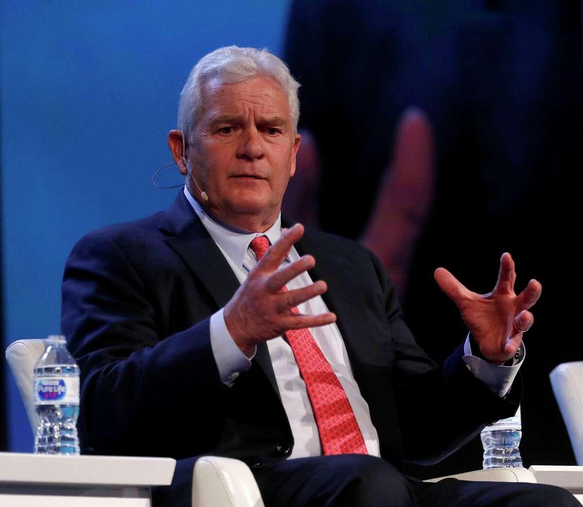 Kelcy Warren, co-founder of Energy Transfer Partners, donated $1 million to Gov. Greg Abbott after Winter Storm Uri.