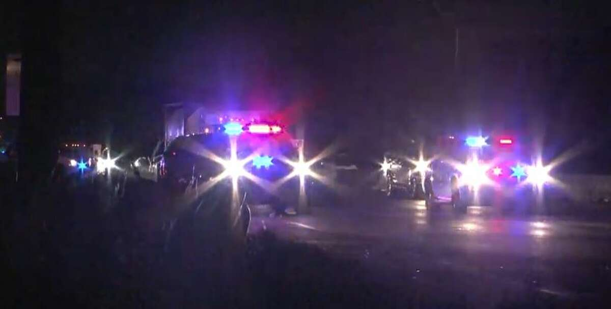 A driver was killed early Saturday morning in a crash on I-10 East, according to police.