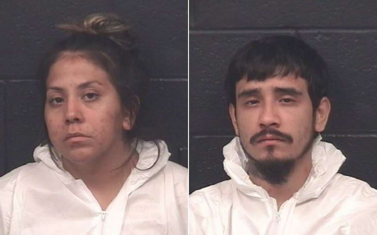 The Laredo Police Department announced that Alejandra Salinas and Daniel Alegria were arrested Tuesday and charged with the murder of Miguel Ramirez-Estrada.