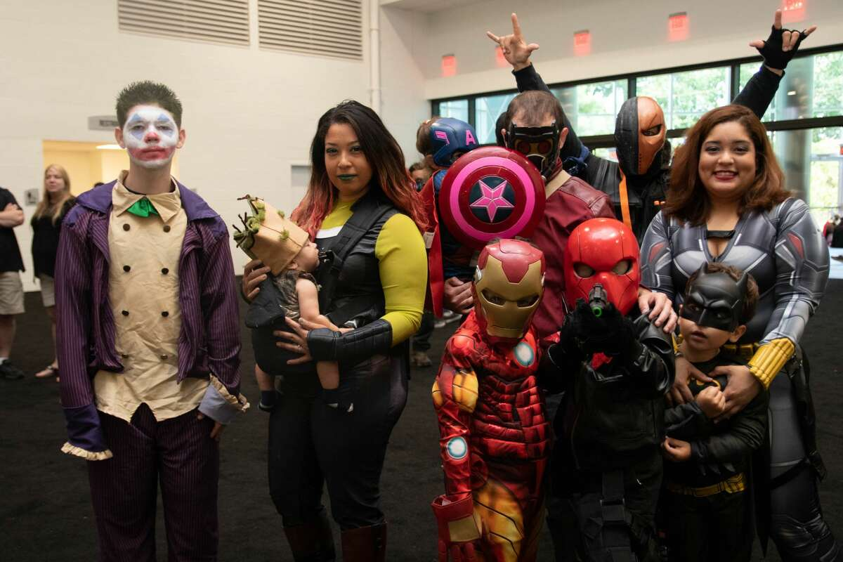 Comic book convention, Terrificon, held its annual event at Mohegan Sun in Uncasville, CT from Friday July 30 to Sunday Aug 1, 2021. The convention featured comic book creators, actors from superhero and sci-fi films, and memorabilia vendors. Were you SEEN?