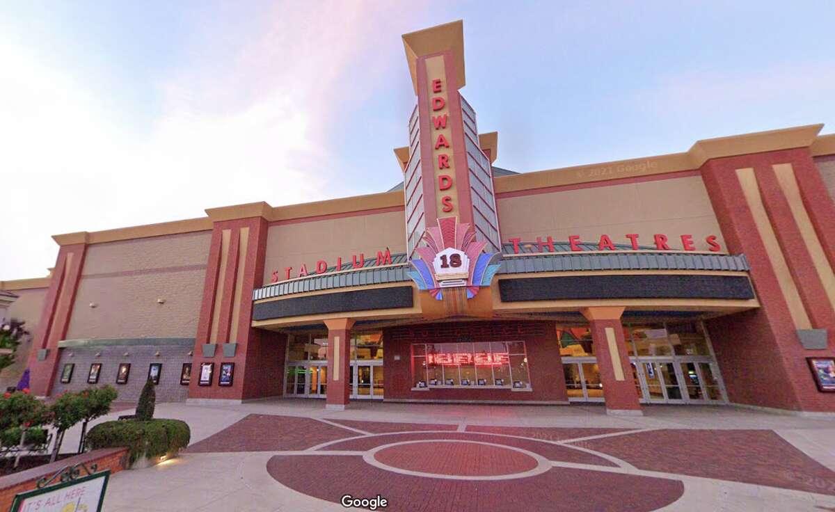 The Regal Edwards Corona Crossings RPX theater in Corona, Calif.