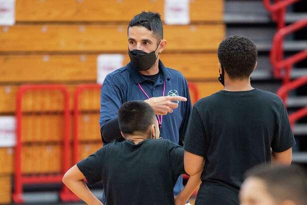 Laredoan and NBA coach Kaleb Canales held his annual Assist 13 basketball camp this Friday and Saturday.