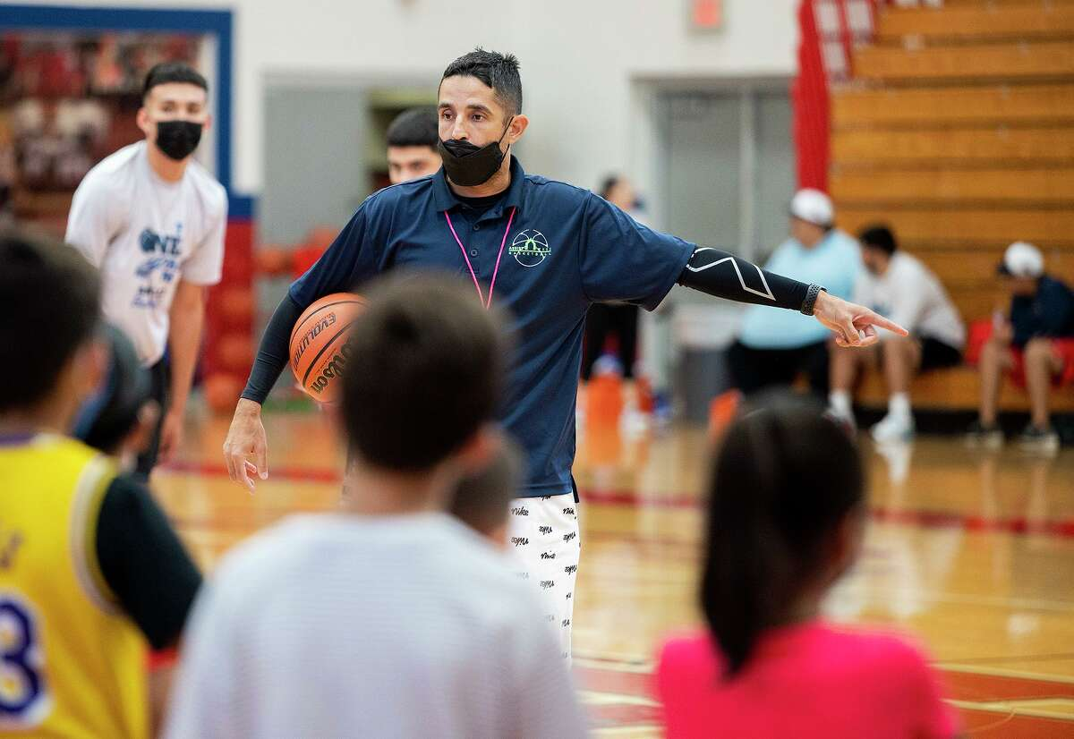 Assist 13 had 200 youth basketball players attend its camp this year.