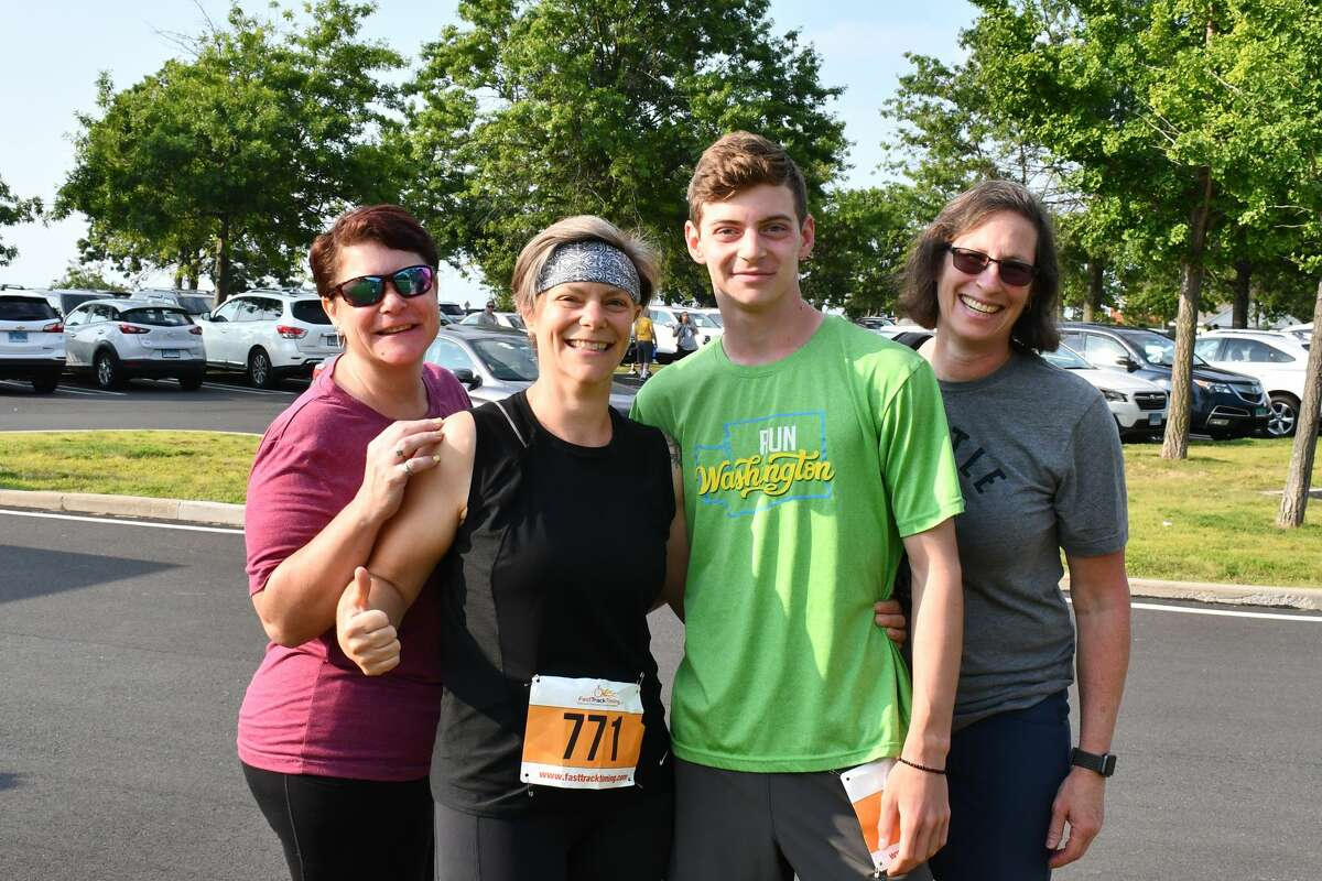 The Walnut Beach Ice Cream Run took place on Sunday, Aug. 1, 2021. The annual 5K and half-mile walk at Walnut Beach in Milford, Conn. benefits the Boys & Girls Club of Milford. Participants received ice cream from nearby Walnut Beach Creamery upon completion of the event. Were you SEEN?