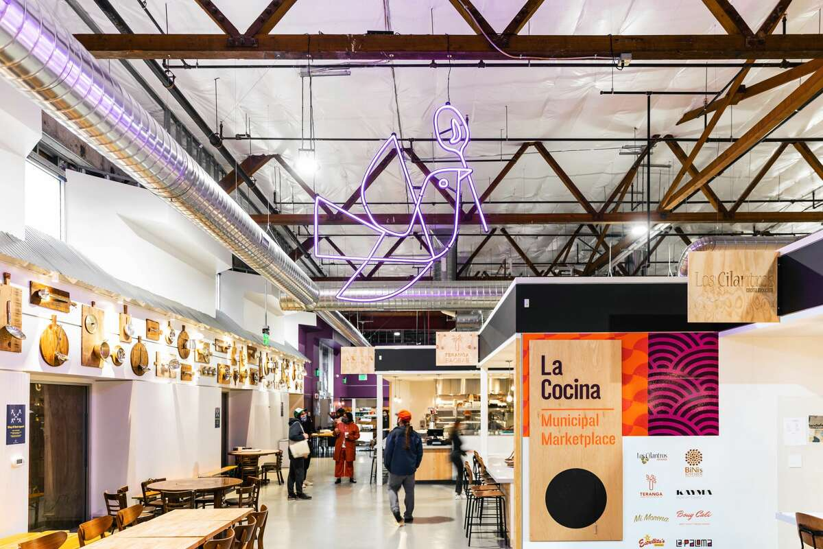 Fluid Cooperative Cafe is the latest addition to the La Cocina Municipal Marketplace in San Francisco, Calif. and is opening Monday.