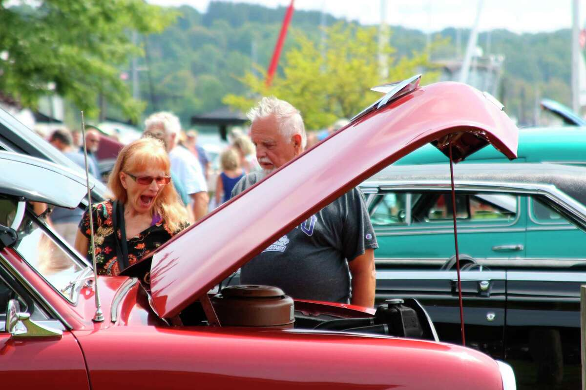The Collectors Car Show will be back for art fair weekend in Frankfort in August. (File Photo)